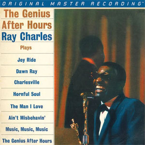 Ray Charles - The Genius After Hours  - SACD  Mono