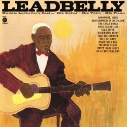 Leadbelly - Huddie Ledbetter's Best  (His Guitar His Voice His Piano) - 180g LP