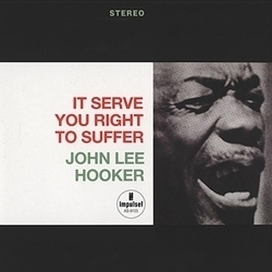 John Lee Hooker - It Serve You Right To Suffer - SACD