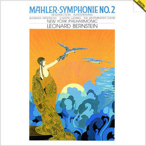 Mahler - Symphony No 2 : Leonard Bernstein : New York Philharmonic - 180g 2LP Box Set