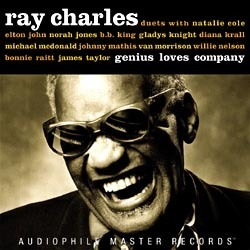 Ray Charles -  Genius Loves Company - 180g 2LP