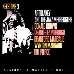 Art Blakey and The Jazz Messengers - Keystone 3 -  180g 2LP
