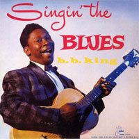 B B King - Singin` The Blues - 180g LP Mono