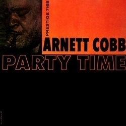 Arnett Cobb - Party Time - SACD
