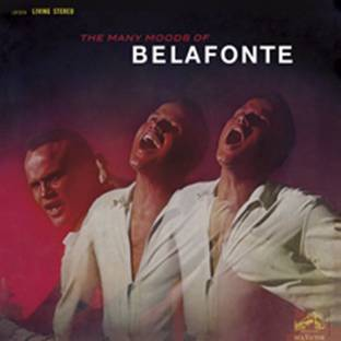 Harry Belafonte-  The Many Moods of Belafonte  - 45rpm 180g 2LP