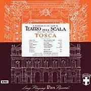 Puccini - Tosca - Maria Callas : Opera in Three Acts : Victor De Sabata - 180g 2LP