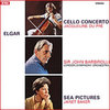 Elgar - Cello Concerto: Jaqueline Du Pre : Sir John Barbirolli : London Symphony Orchestra - 180g LP