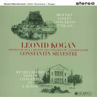 Mozart & Mendelssohn - Violin Concertos : Leonid Kogan : Constantin Silvestri - 180g LP