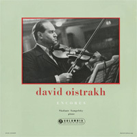 David Oistrakh - Encores - 180g LP