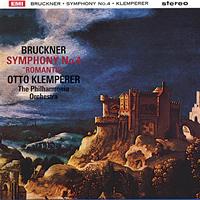 Bruckner - Symphony No.4 , Philharmonia Orchestra : Otto Klemperer - 180g LP