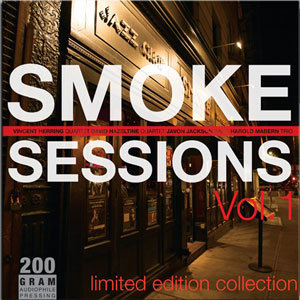 Smoke Sessions Vol. 1 - 200g LP