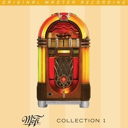 Mofi : Mobile Fidelity Collection Volume 1 - Various Artists - 24K Gold CD