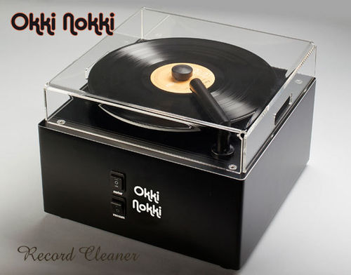 Okki Nokki   RCM Acrylic Dust Cover   ( 327 x 327 x 75mm )