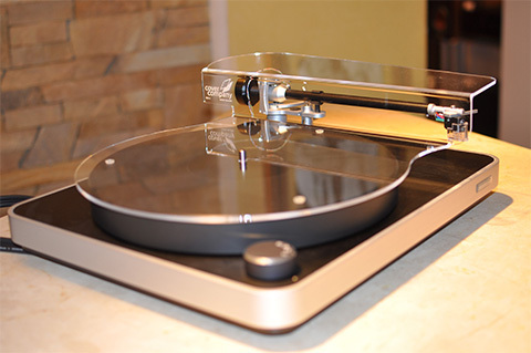 Turntable Universal Acrylic Dust Cover 400 X 300 X 50 Mm