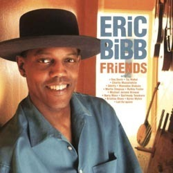 Eric Bibb  - Friends  -  180g 2LP