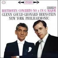 Beethoven - Symphony No. 4 - Glenn Gould : Leonard Bernstein : New York Philharmonic - 180g LP