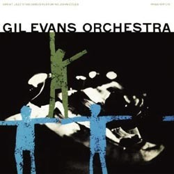 Gil Evans Orchestra -  Great Jazz Standards - 180g LP Mono