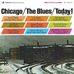 Chicago / The Blues / Today :  Vols. 1, 2 & 3 -  Various Artists - 180g 3LP Box Set