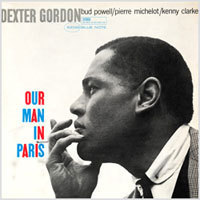 Dexter Gordon - Our Man In Paris - LP
