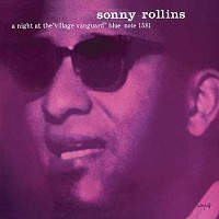 Sonny Rollins - A Night at The Village Vanguard - LP