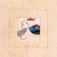 Joni Mitchell - Court and Spark  - 180g LP