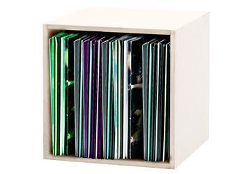 Glorious Record Box - 110 White