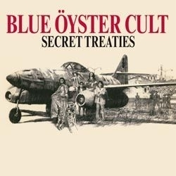 Blue Oyster Cult - Secret Treaties - 180g LP