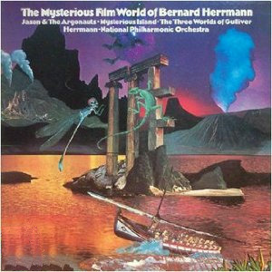 Bernard Herrmann - The Mysterious World of Bernard Herrmann - 45rpm 180g 2LP