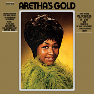 Aretha Franklin - Aretha's Gold - 180g LP