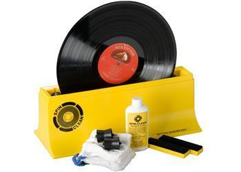 Spin Clean Mk II RCM Record Cleaning Machine + 100 Anti Static  Inner Sleeves