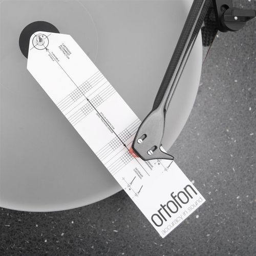 Ortofon Cartridge Alignment Gauge Protractor
