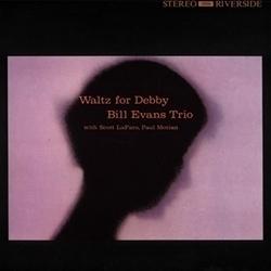 Bill Evans - Waltz For Debbie - LP