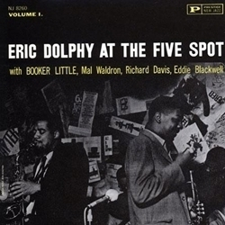 Eric Dolphy - At the Five Spot Vol.1 - SACD