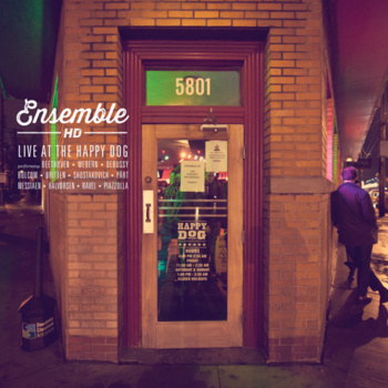 Ensemble HD - Live at the Happy Dog  - 180g 2LP