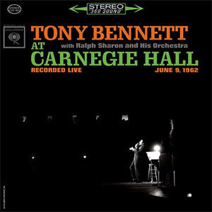 Tony Bennett - Tony Bennett At Carnegie Hall - 200g 2LP