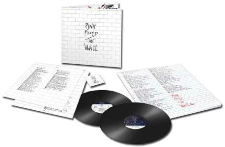 Pink Floyd - The Wall ( 2011 ) - 180g 2LP