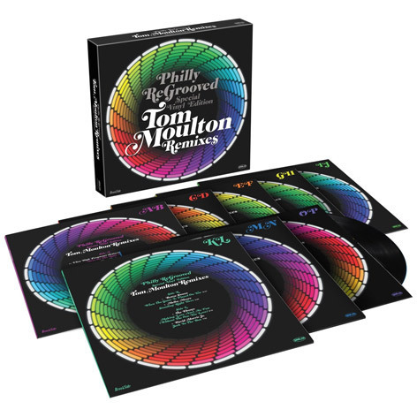Philly Re-Grooved -  The Tom Moulton Remixes - 180g 8LP  Box Set