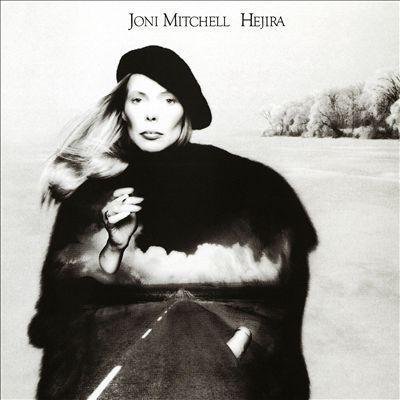Joni Mitchell - Hejira - 180g LP