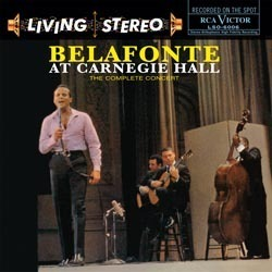 Harry Belafonte - Belafonte At Carnegie Hall - 180g 2LP