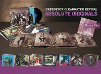 Creedence Clearwater Revival - Absolute Originals  - 200g 7LP Box Set ( Waiting Repress )