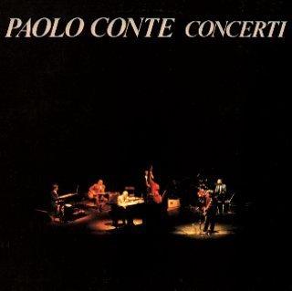 Paolo Conte - Concerti - 180g 2LP