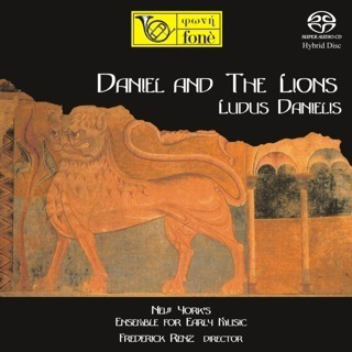 Ludus Danielis  - Daniel and the lions : New York Ensemble for Early Music : Frederick Renz  - SACD