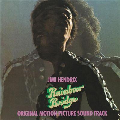 Jimi Hendrix - Rainbow Bridge OST - 200g LP