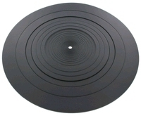 Turntable Rubber  Record Mat Tonar 298mm
