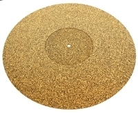 Tonar Turntable Cork N Rubber Record Mat