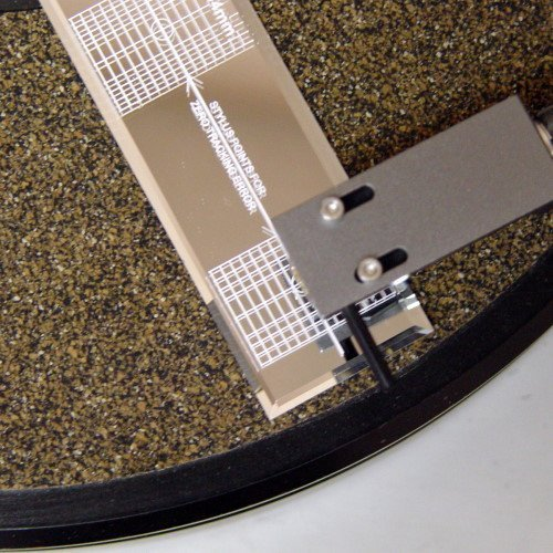 Tonar\u0020Cartridge\u0020Alignment\u0020Protractor\u0020\u003A\u0020with\u0020Azimuth\u0020Mirror