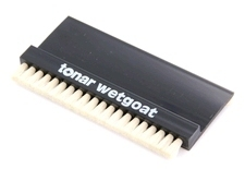 Tonar Wetgoat Natural Goats Hair Wet Record Brush