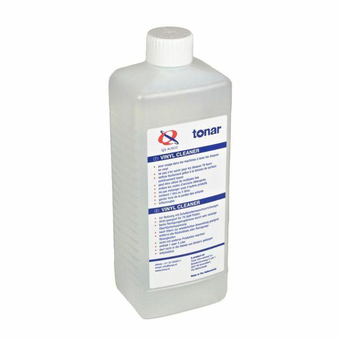 Tonar QS 1.0 Record Cleaning Fluid ( 1 Litre)