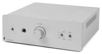 Pro-Ject - Head Box RS - Headphone Amplifier