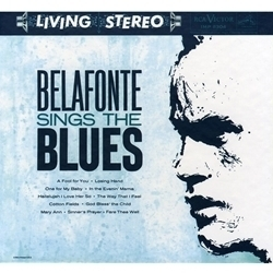 Harry Belafonte - Belafonte Signs The Blues - 24k Gold CD